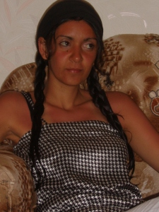 This girl Samia, from Oran, Algeria. I was in love with her for years.. I, at one time,  had wanted to marry her.. I miss her.