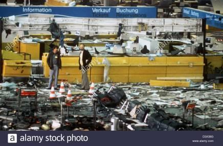 Frankfurt Airport Bombing June 19 1985