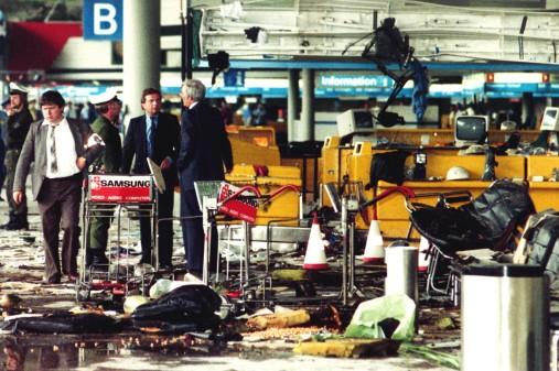 Frankfurt Germany Airport June 19 1985