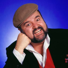 Dad actually met Dom Deluise at a Restaurant in Stratton Mountain, Vermont - when Dad was quite ill with his cancer.