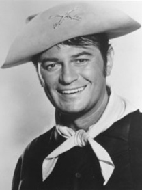 "From the TV Show ""F Troop"" Larry Storch, Dad also met somehow."
