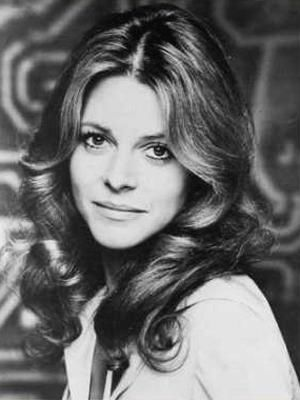 "Dad met ""The Bionic Woman' TV Show actress Lyndsay Wagner , while sitting next to her on a plane."